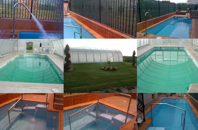 Zamoragua zamora piscinas privadas for Piscinas zamora