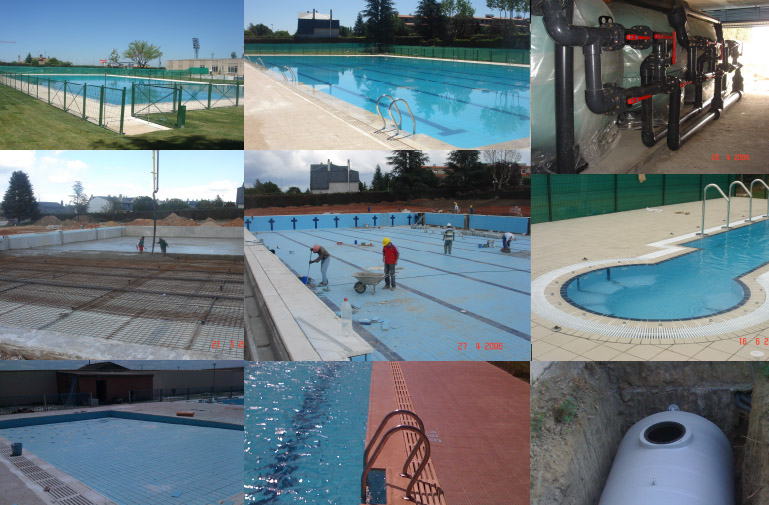 Zamoragua zamora piscinas publicas for Piscinas zamora